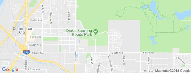 Dick's Sporting Goods Park